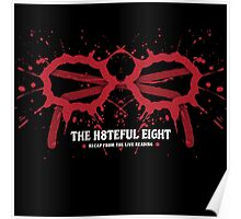 The Hateful Eight 2015 recap from the living reading Poster