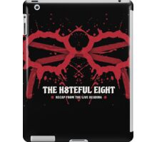 The Hateful Eight 2015 recap from the living reading iPad Case/Skin