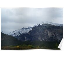MONTANA COUNTRY SIDE Poster