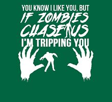 You're Going Down With Zombies Unisex T-Shirt