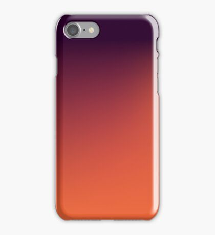 DAWN - Plain Color iPhone Case and Other Prints iPhone Case/Skin