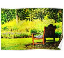 Come and sit with me. Poster