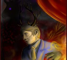 Hannibal - The Devil, of course by Furiarossa