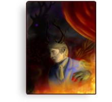 Hannibal - The Devil, of course Canvas Print