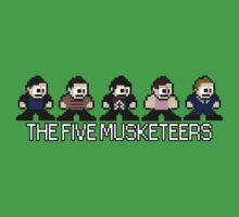 The World's End - The Five Musketeers by Ebonrook
