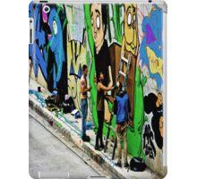 Street Art. iPad Case/Skin