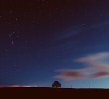 Wicklow Night by shaymurphy
