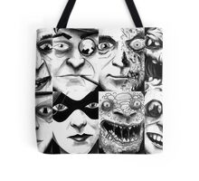 The DC Rogues Gallery 1 Tote Bag