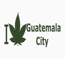0025 I Love Guatemala City  by Ganjastan