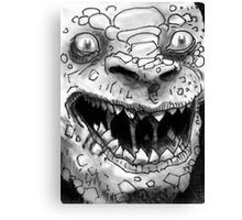 Rogues Gallery - Killer Croc Canvas Print