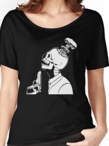 Suicide, Homicide, Genocide Women's Relaxed Fit T-Shirt