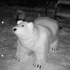 Snow bear by Yorkspalette