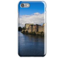 River in Dublin, Ireland iPhone Case/Skin