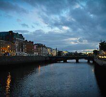 Night Life Dublin, Ireland by Ashley Hirst