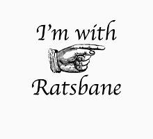 I'm with Ratsbane Unisex T-Shirt