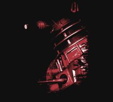 Dalek Beta – Red by Steven Miscandlon