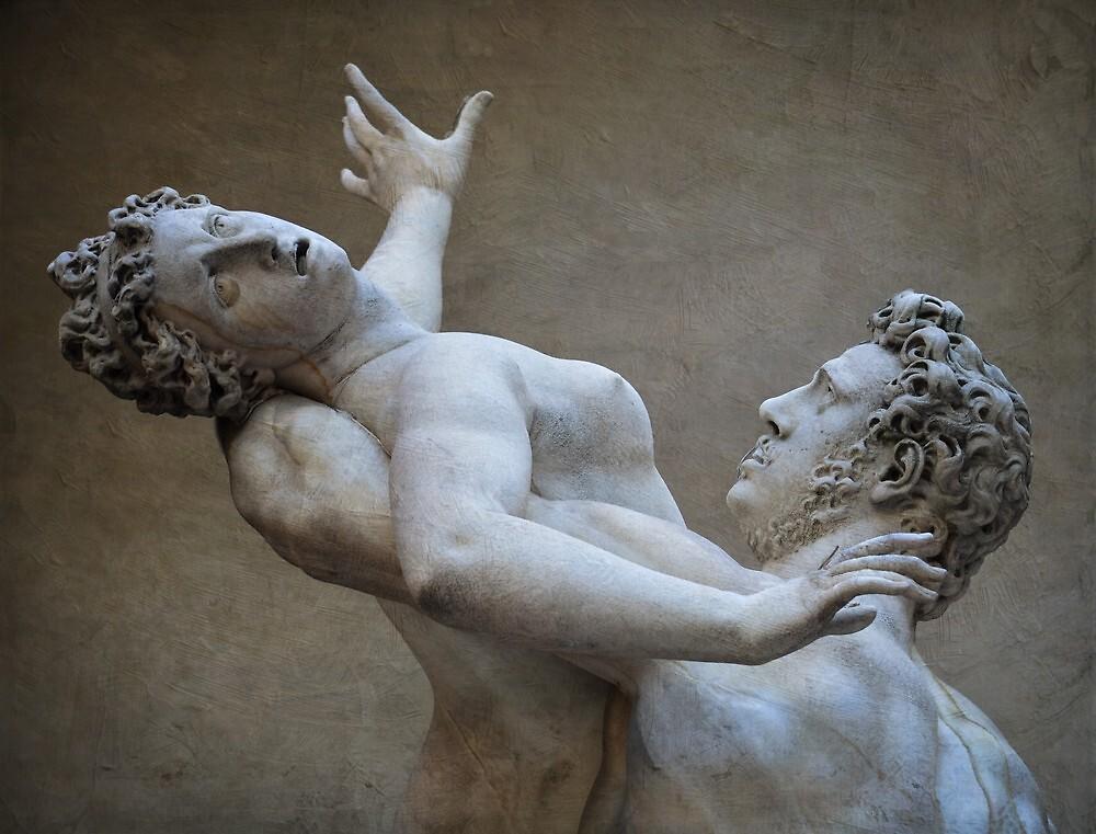 Giambologna - Piazza della Signoria - Firenze by rentedochan
