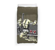 Zombie NES Duvet Cover