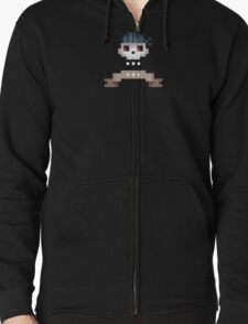 Pixel Pirate Skull T-Shirt