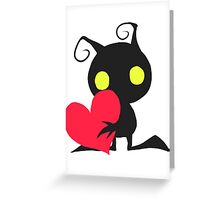 Heartless Greeting Card