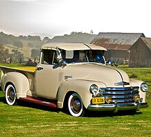 1949 Chevrolet Pick-Up Truck by DaveKoontz