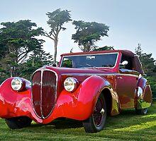 1947 Delahaye 135M Pennock Cabriolet II by DaveKoontz