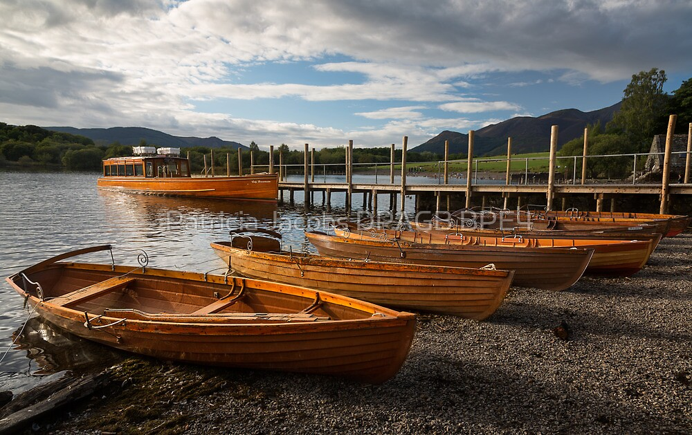 Derwent Water by Patricia Jacobs CPAGB LRPS BPE4