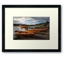 Derwent Water Framed Print