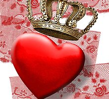 Love is the King (Only Cards) by PrivateVices