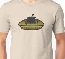 Apple Pie Brown Unisex T-Shirt