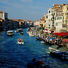 morning on the Grand Canal by supergold