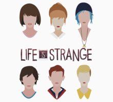 life is strange Kids Tee