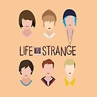 life is strange by upcs