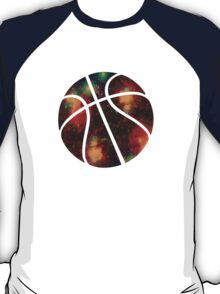 Basketball Galaxy T-Shirt