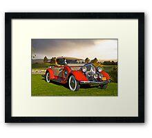 1934 Chrysler Roadster II Framed Print