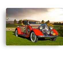 1934 Chrysler Roadster II Canvas Print
