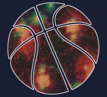Basketball Galaxy Kids Tee