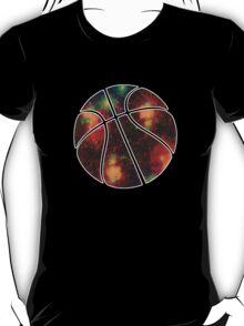 Basketball Galaxy T-Shirt