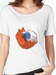 Firefox Women's Relaxed Fit T-Shirt