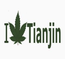 0035 I Love Tianjin  by Ganjastan