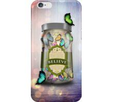 """Soul Purpose"" Collection: Believe © Jar iPhone Case/Skin"
