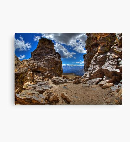 Rocky Mountain National Park 9.3.2013 Canvas Print