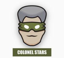 Kickass - Colonel Stars by designartbyfdc