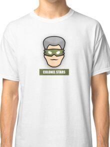 Kickass - Colonel Stars Classic T-Shirt