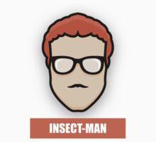 Kickass - Insect Man by designartbyfdc