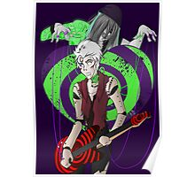 Mad T Party -Special Edition- T Virus Dormouse & March Hare Poster