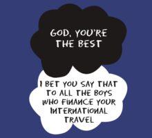 TFIOS - International Travel by Connie Yu