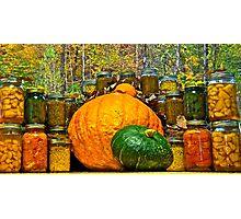 Autumn Treasures Photographic Print