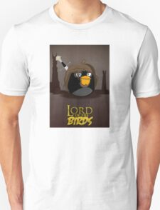 Lord of the Birds - Aragorn T-Shirt