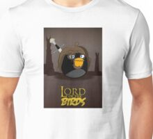 Lord of the Birds - Aragorn Unisex T-Shirt